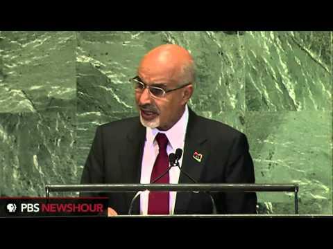 Libyan President el-Megarif: Libya Apologizes for 'Lunatic Despot' Gadhafi