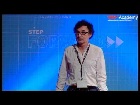 TEDxAcademy - Walter De Brouwer - How to swallow your doctor