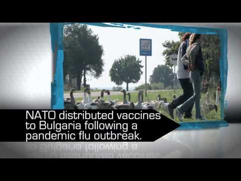 NATO Humanitarian Aid