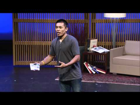 TEDxSoCal - Ray Ricafort - The Power of a Roadtrip and How It Transformed My Story