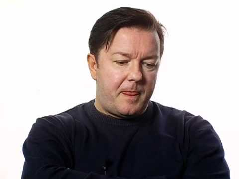 Ricky Gervais on Politics