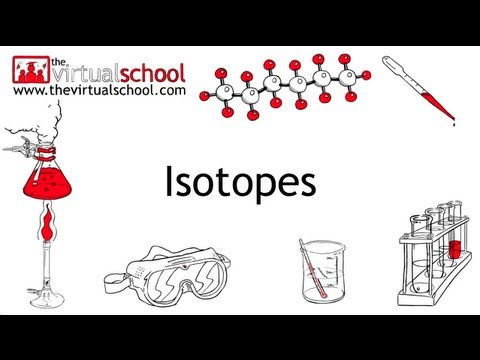 Isotopes Explained