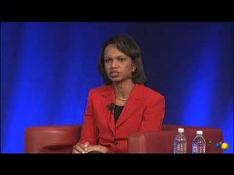 Policy Talks@Google: Condoleezza Rice & David Miliband