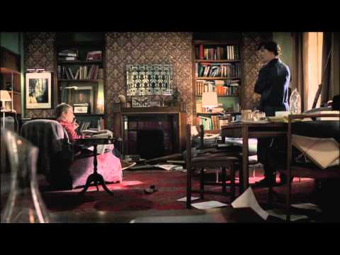 MASTERPIECE Mystery! | Sherlock Season 2: A Scene from The Hounds of Baskerville | PBS