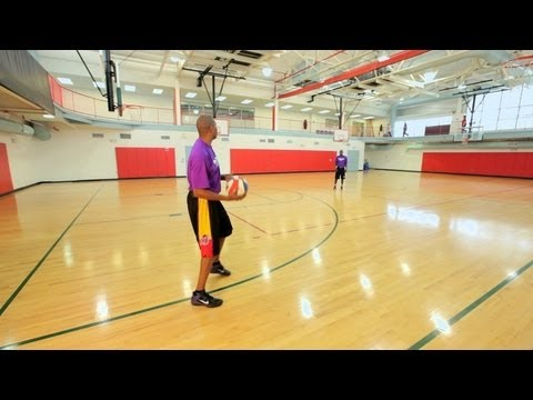 How to Play Basketball: Basketball Moves / Baseball Pass