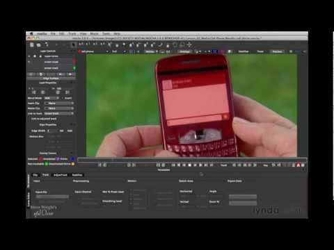 How to use a planar tracker | lynda.com tutorial