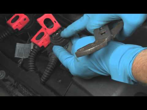 Installing High-Performance  Ignition Coils (Pencil-type) in a BMW Engine