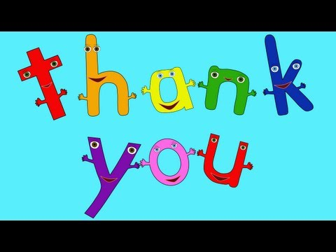 The Thank You Song
