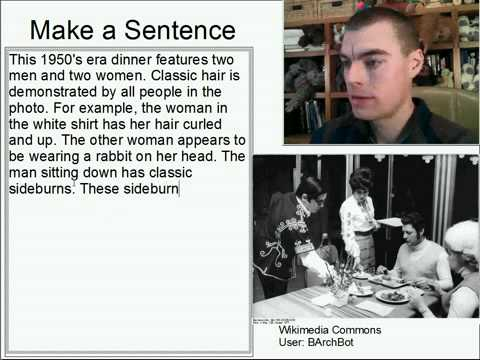 Learn English Make a Sentence and Pronunciation Lesson 90: Classic Dinner
