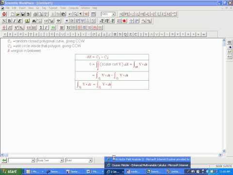 vortex vector field notes