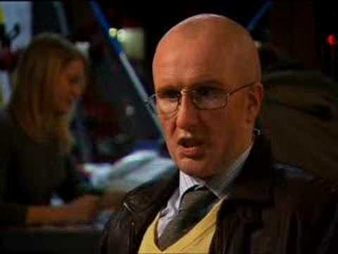 Derek's holiday arrangements - The Catherine Tate Show - BBC comedy