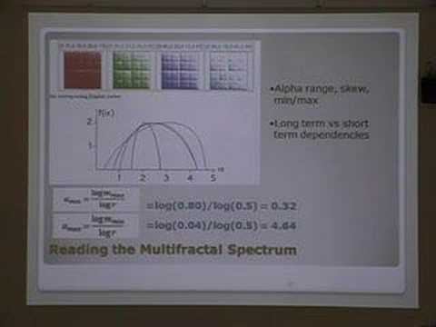 Multifractals: The scalability of random multiplicative...