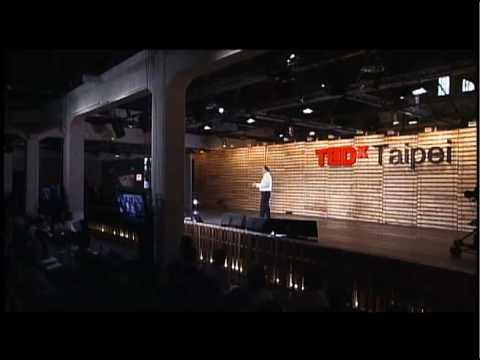 TEDxTaipei - Adam Richardson - The World Needs More Misfits.