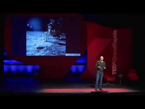 TEDXGrandRapids - Nathan Waterhouse - All Together Now