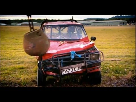 Top Gear - killing a Toyota Pt 2 - BBC