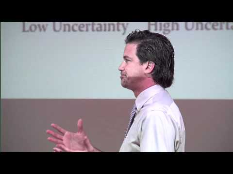 TEDxUCSB- Walid Afifi. How Uncertainty Affects Us (and Five Simple Words to Make a Change)