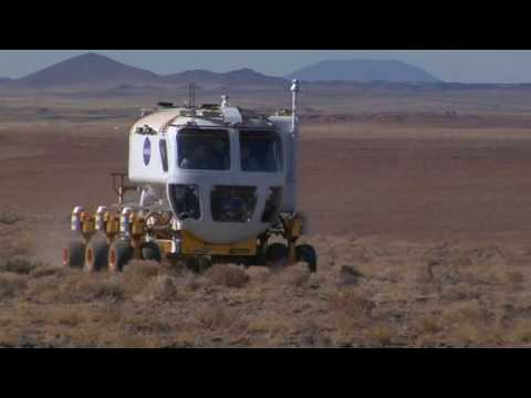 Mars Rover Testing