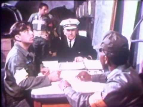 Nuclear Attack Preparedness Procedures - Survive To Fight (1968)