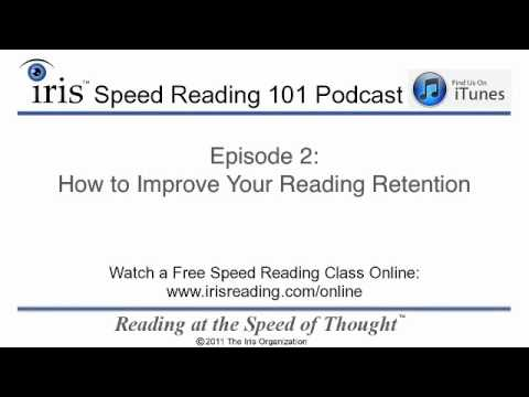 Speed Reading 101: How to Improve Your Reading Retention