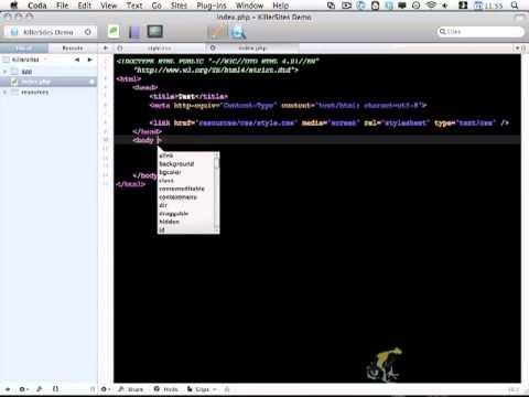 Build A CMS Part 2 - Basic HTML/CSS Site