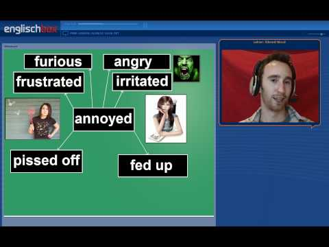 Learn English Vocabulary | Describing Feelings