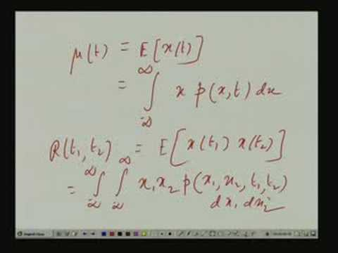 Lecture - 29 Introduction to Stochastic Process