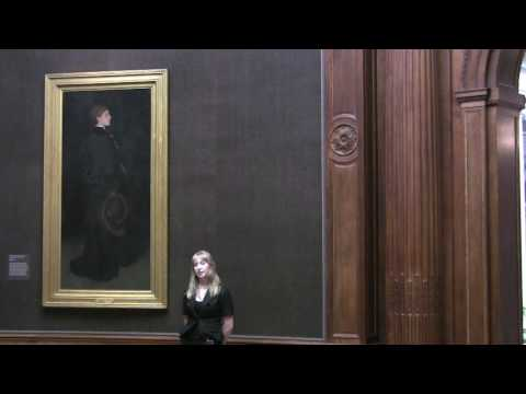 "Joanna Sheers: Whistler's ""Arrangement in Brown and Black, Portrait of Miss Rosa Corder"""