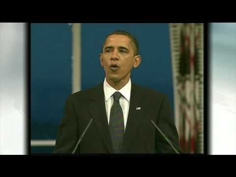 Obama Accepts Peace Prize with an 'American Speech' | PBS NewsHour