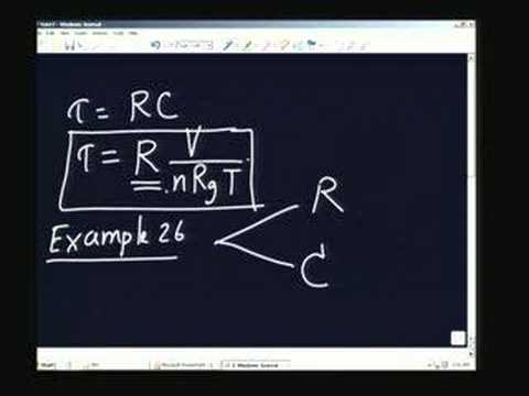 Lecture-25-Transient Response of Pressure Transducers