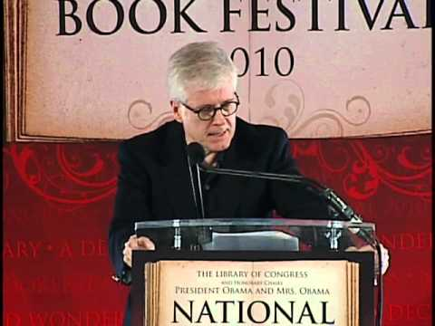 Thomas Mallon: 2010 National Book Festival