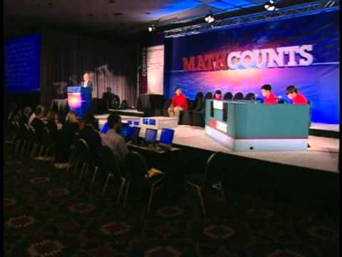 Competition Program - 2006 MATHCOUNTS National Competition Highlights