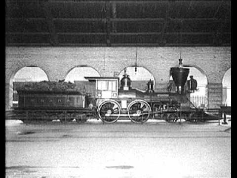 Jean Shepherd Plays Audio Recording of Civil War Locomotive: The General