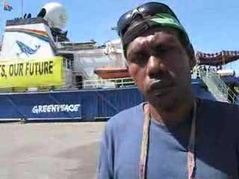 Pacific Overfishing