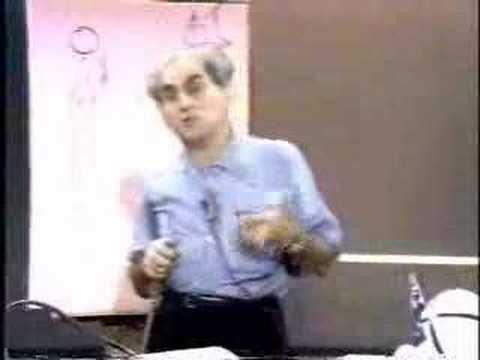 Julius Sumner Miller - Physics -  Bernoulli pt. 2