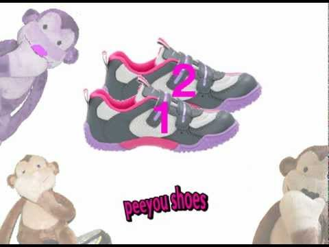 kindergarten math song (add 1 + 1) Stinky Shoes