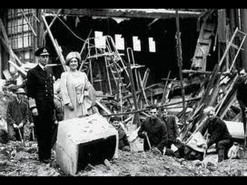 Buckingham Palace Bombed (1940)