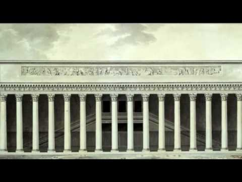 Influential architects, pt.4 | Etienne Louis Boullee