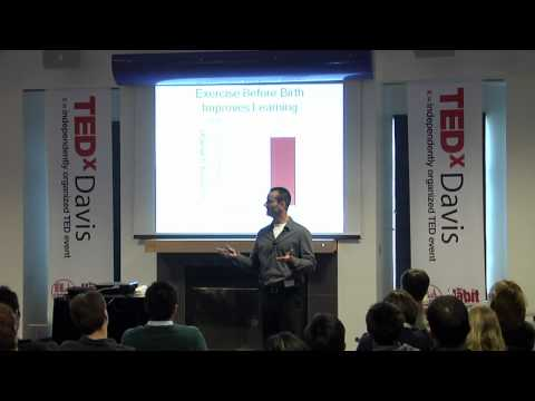 TEDxDavis-Keith Baar-Keys to a Happy, Healthy, and Longer Life