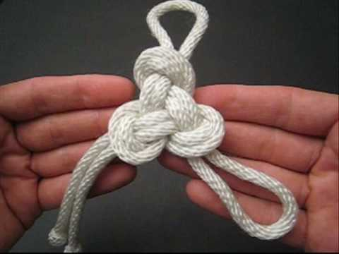 How to Tie a Triskelion Knot by TIAT