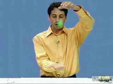 Describing Motion, Part 1 of 2, from Thinkwell's Video Physics 1 Course