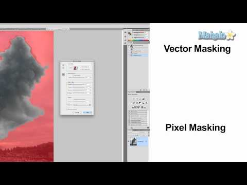 Photoshop Quiz - Masking Hair