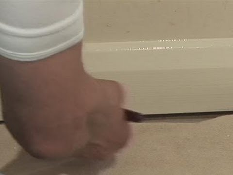 How To Paint Your Baseboards