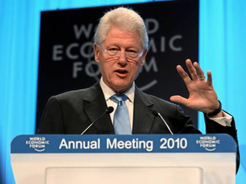 Bill Clinton: Finding Hope in Haiti's Tragedy