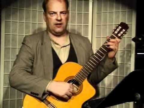 Classical Guitar Lesson - 120 Finger Picking Excercises For The Right Hand By Mauro Guiliani #1