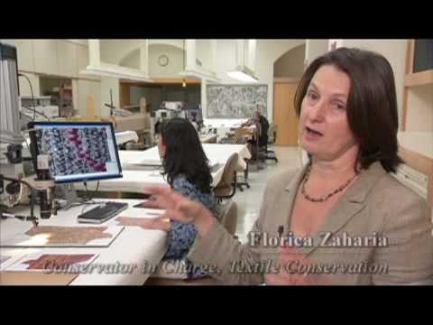 Metropolitan Museum of Art Webisode: Textiles