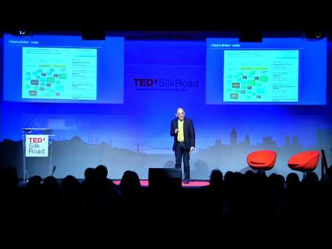 The Cell-phonification of the Globe: Ralph Simon at TEDxSilkRoad