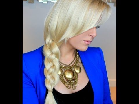Four Strand Braid Tutorial