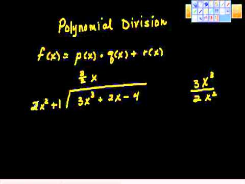 Polynomial Division Best