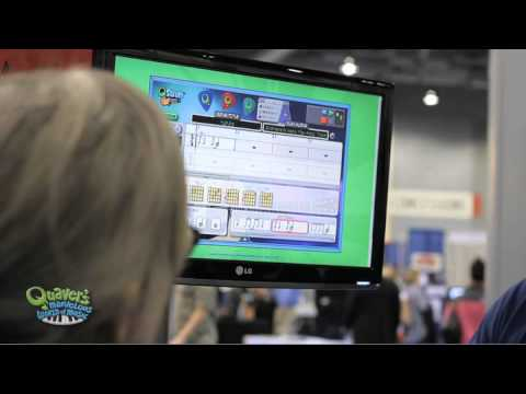 Quaver Interviewed at GMEA Convention 2011