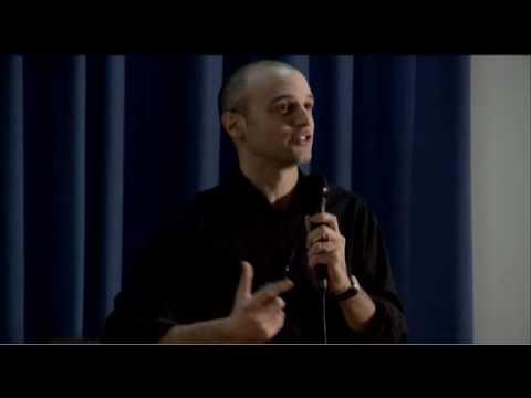 TEDxGeneva - Frederic Kaplan - 12/07/09